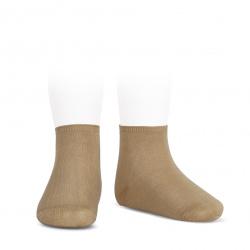 Elastic cotton ankle socks ROPE