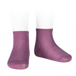 Elastic cotton ankle socks CASSIS