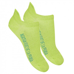 Basic trainer socks GREEN