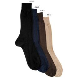 Men scottish yarn short socks