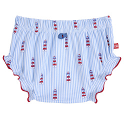 Med riviera upf 50 swim diapers BABY BLUE