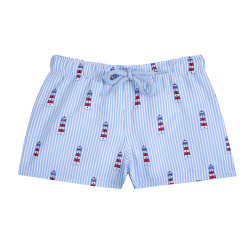 Med riviera quick dry boxer swimsuit BABY BLUE