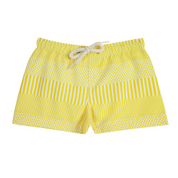 Sunshine quick dry boxer swimsuit LIMONCELLO