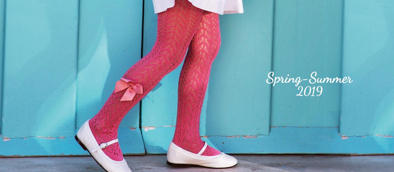 Crochet tights and socks